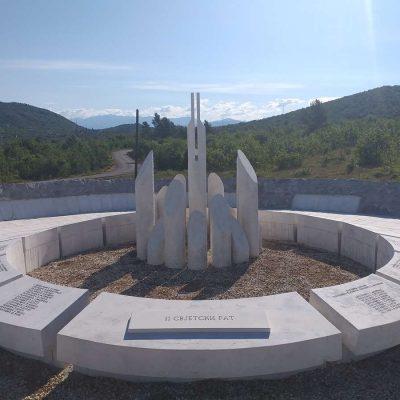 Spomenik na barutani - Podgorica