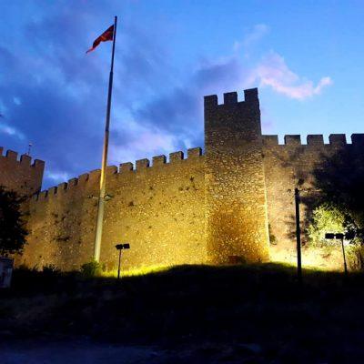 Samoilova tvrđava - Ohrid