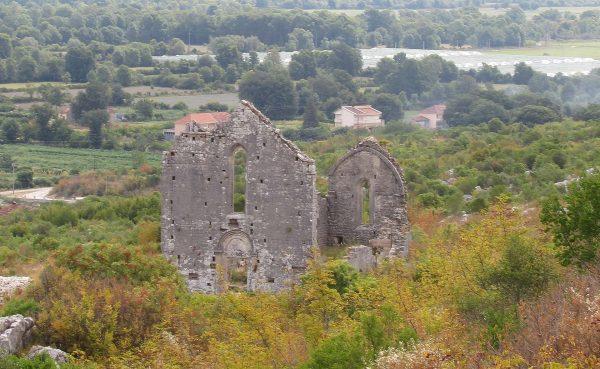 Crkva Svete Marije - Ulcinj